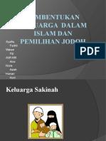 Pembentukan Keluarga Dalam Islam