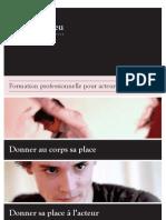 Plaquette VF Site Lecole Du Jeu
