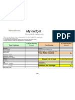 Copy of MyBudget