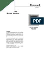 7800 Series Burner Control