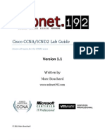 Cisco ICND2 Lab Guide v1.1