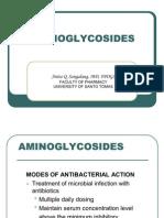 45 AMINOGLYCOSIDES
