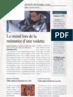 Journal de Ma Naissance 2º A