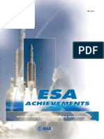 ESA Achievements