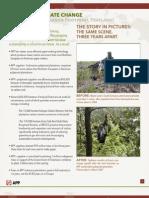 APP Climate Change Fact Sheet