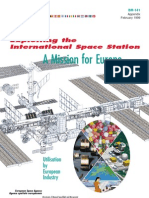 Exploiting the International Space Station a Mission for Europe-Appendix