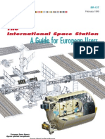 The International Space Station a Guide for European Users