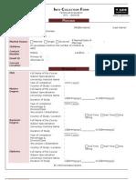 ICF1 - General Information