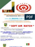 Vado La Mola 1° soft air match 8 maggio 2011
