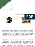 Herramientas Para Trabajar en Comunidad - Exposicion[1]