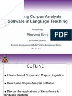 4 29 Utilizing Corpus Analysis Software in Language Teaching