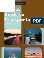 Pocket Guide to Transportation 2010