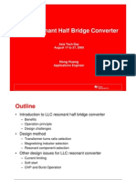 1401.Power 5-Half Bridge Converter Design