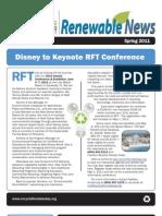 Renewable News Spring 2011