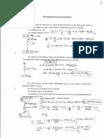 Exercícios de Termodinâmica (Carnot, Rankine e Entropia)