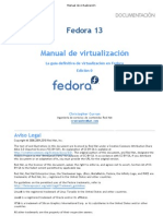 Manual de virtualización