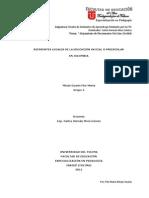 REFERENTES LEGALES DE LA EDUCACIÓN INICIAL O PREESCOLAR EN COLOMBIA