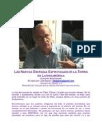 Las Nuevas Energías Espirituales de la Tierra en Latinoamérica