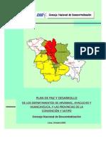 Plan Paz Desarrollo