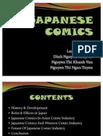 Japanese Comics.1
