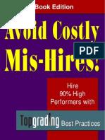 AvoidCostlyMis Hires