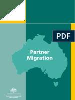 Form 1127-Partner Migration for Australia