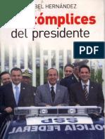 Hernandez Anabel Los Complices Del Presidente