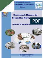 Censo El Salvador