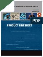 DXP LineSheet 2010