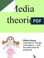 Meida Theories