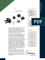 Pressure Sensor Datasheet