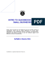 Intro to QB for Small Business