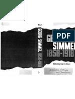 Simmel, G., The Ruin