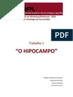 Hipocampo no Neuromarketing