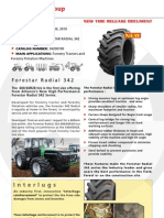 Alliance 342 Product Sheet
