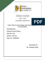 Paper Presentation For Mechanical Engineering Pdf