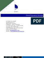 Global Depository Receipts