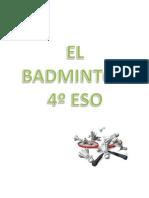 badminton 4º eso