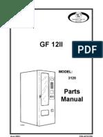 Snack Parts Manual 4210159