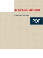 Genesis and Evolution of Shiaism