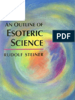 Outline of Esoteric Science