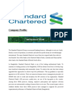 Standard Chartered Bank Profile