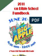 VBS Handbook 2011