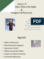 Rec Cession in India