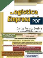 1 Logística Empresarial - Apresentação Ana - set09 - scrib