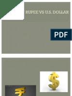 Indian Rupee vs u