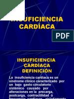 Tema 40. Insuficiencia Cardiaca Congestiva - Dr. Mervin Chavez