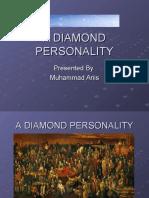A Diamond Personality