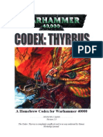 Codex Thyrrus 2.0