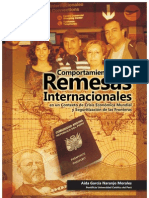 Comportamiento de Las Remesas Internacionales